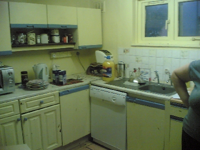 Kitchen getting old, in need of a revamp