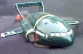 Nothing to do with Ugly at all.....Thunderbird 2
